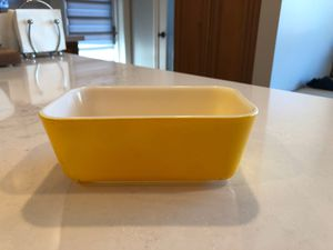 Yellow Pyrex for Sale in Whittier, CA