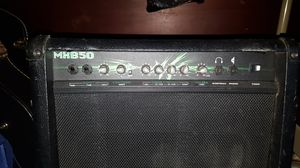 CRATE 50 WATT COMBO BASS AMP for Sale in Branford, CT
