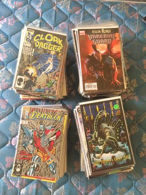 278 comic books mostly marvel & DC comics great condition bags &boards for Sale in Oakland, CA