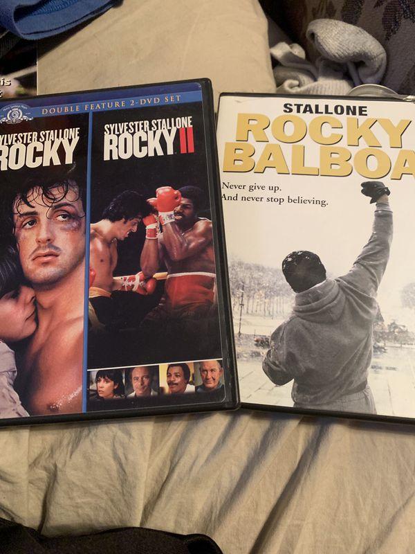 rocky 1,2,6