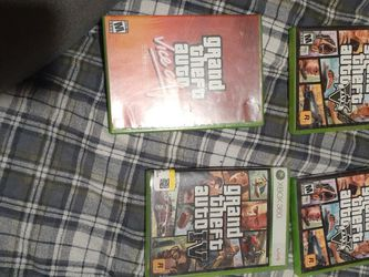 Xbox Gta Games Priced Differently for Sale in Phoenix,  AZ