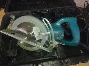 "Makita 15 amp 7-1/4"" circular saw for Sale in Vancouver, WA"