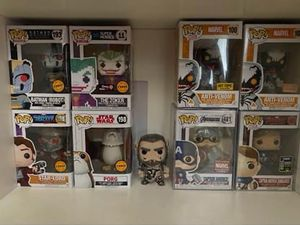 Marvel & Chase Pops for Sale in Stockton, CA