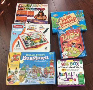 Games, puzzles etc. for Sale in Cary, NC