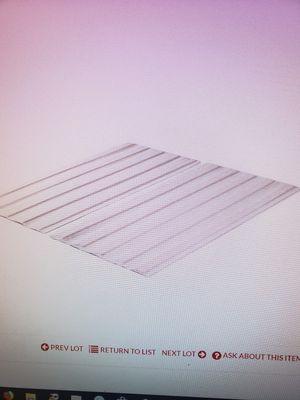 Wood Bed Support Slats / Bunkie Board. KING FULL TWIN for Sale in Phoenix, AZ