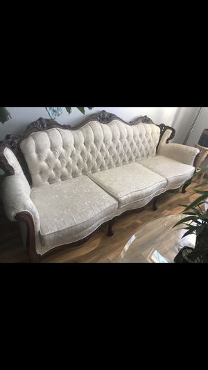 Camelback couch / sofa for Sale in Westminster, CO