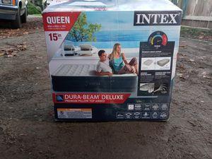 Queen air mattress for Sale in Renton, WA