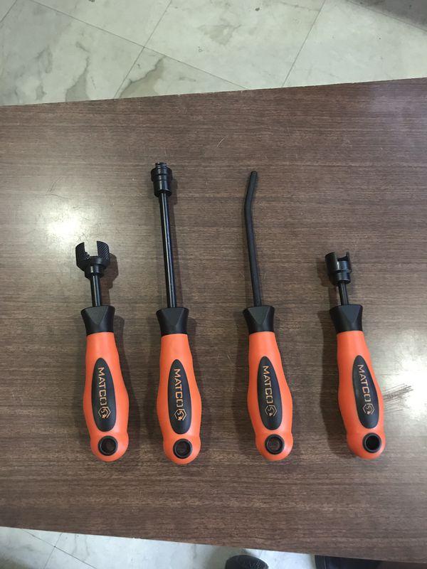 Matco Tools 10 Piece Brake Tool Set