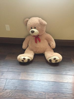 Big size teddy bear for Sale in Plano, TX