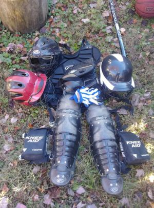 Teen&up Size Catchers Gear for Sale in Browns Mills, NJ