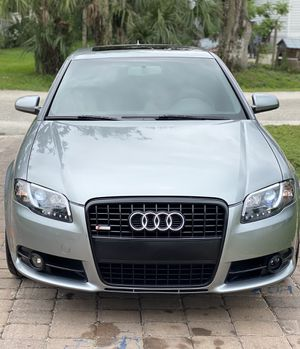 Audi A4 2008 S-Line for Sale in LaBelle, FL