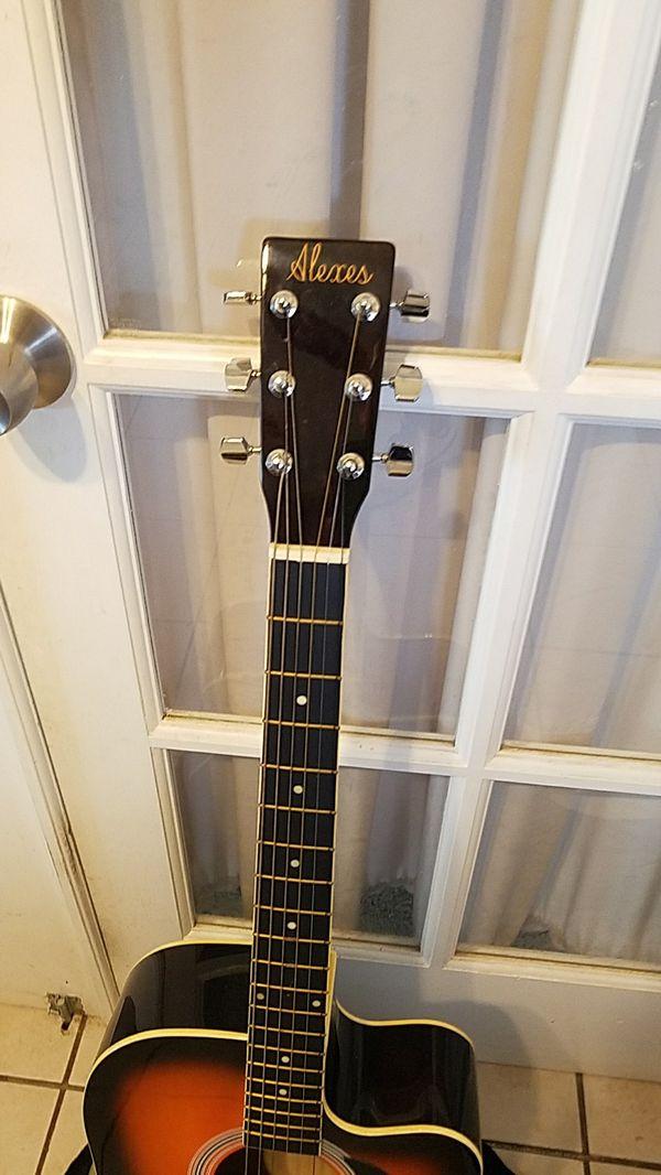 Alexes Guitar 6 String
