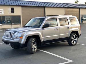 2016 Jeep Patriot for Sale in Auburn, WA