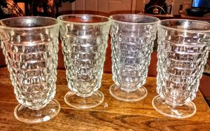 Vintage Indiana Glassware for Sale in Marietta, GA