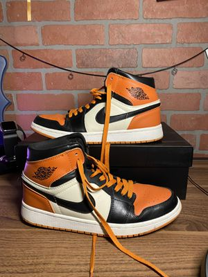 Air Jordan 1 Shattered Backboard Size 10. for Sale in Bakersfield, CA