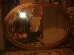 Oval mirror for Sale in Garden Grove, CA