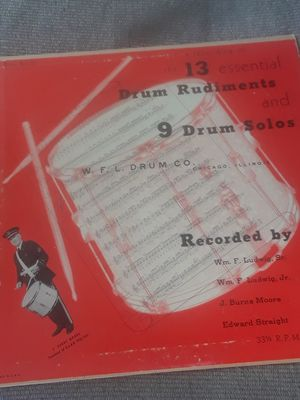13 solo drums for Sale in DeFuniak Springs, FL