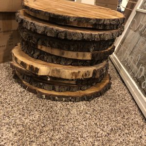 Unfinished Wood Centerpieces for Sale in Grayslake, IL