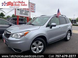 2015 Subaru Forester for Sale in Newport News, VA