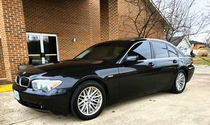 2005 BMW 7series w/ only 80k miles *clean* for Sale in Pendleton, IN