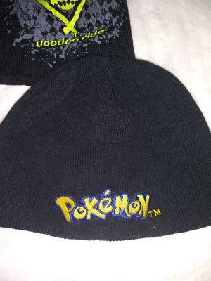 Vintage Pokemon skull cap voodoo ride skull hat for Sale in Southfield, MI