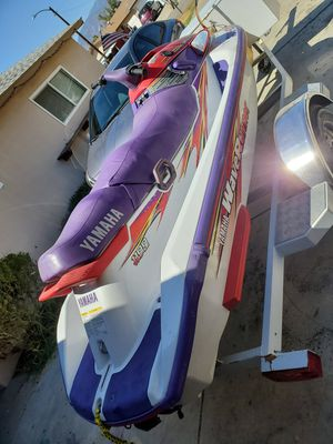 Yamaha triple 1100 waverunner for Sale in San Bernardino, CA