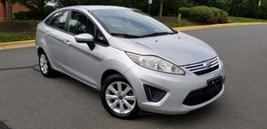 2012 Ford Fiesta SE MANUAL transmission for Sale in Sterling, VA