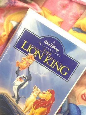 The Lion King VHS for Sale in Temple City, CA
