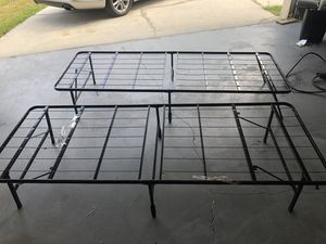 Twin to king size single bed frame for Sale in Orlando, FL