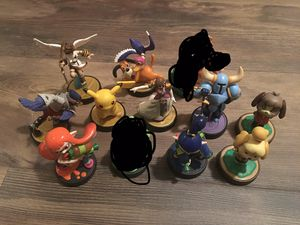 10 Nintendo Amiibo - Switch Wii U 3DS - Splatoon Zelda Smash Pokemon for Sale in Brentwood, CA