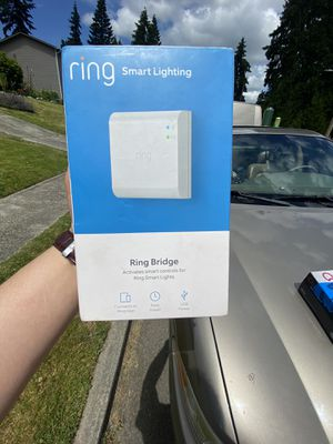 Ring smart lighting bridge for Sale in Seattle, WA