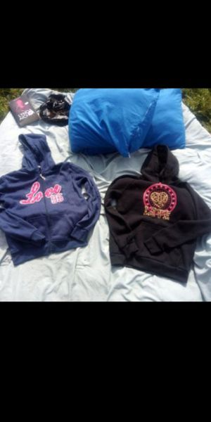 Girls size 16 sweaters both for $10 for Sale in Fresno, CA