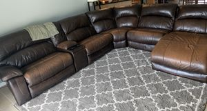 Large 6 pc Ashley Furniture Sectional Sofa for Sale in Vero Beach, FL