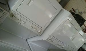 Washer and dryer stackable electric for Sale in Houston, TX