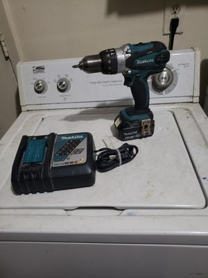MAKITA HAMMER DRILL WORKING GREAT for Sale in San Antonio, TX
