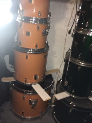 Yamaha Dp series 5pc drum set for Sale in Baltimore, MD