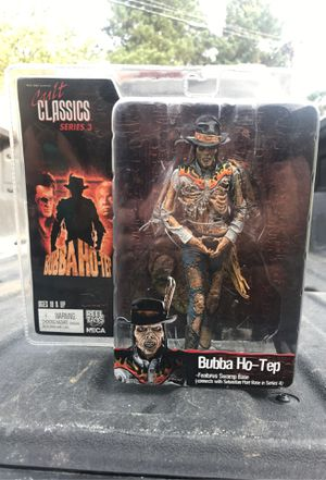 Reel toys cult classics bubba ho tep figure for Sale in Aloha, OR