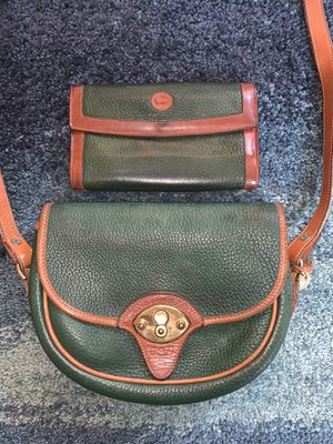Authentic Vintage Dooney & Bourke Bag & Wallet for Sale in Portland, OR