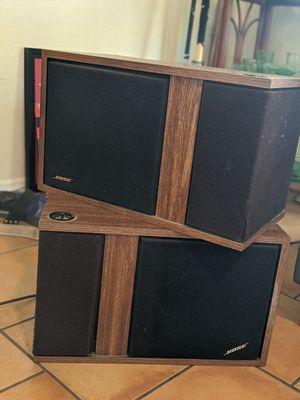 BOSE 301 direct reflecting speakers vintage series 1 model for Sale in Mesa Grande, AZ