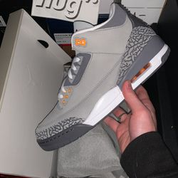 Air Jordan 3 Retro Cool Grey (2021) Size 10, 10.5 And 13 for Sale in Wyndmoor,  PA
