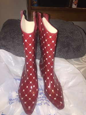 Cowboy Rain Boots for Sale in Metairie, LA