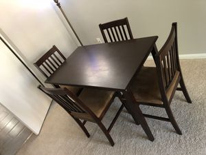 Dining table set for Sale in Springfield, VA