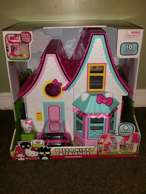 Hello Kitty dollhouse new in box for Sale in Carnegie, PA