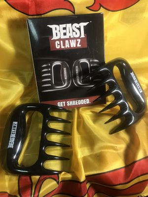 Beast Claw Meat Shredders - grill item or kitchen - I SHIP for Sale in Indianapolis, IN