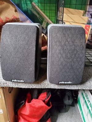 Polk Audio RM Series Shielded Satellite II speakers for Sale in Torrance, CA