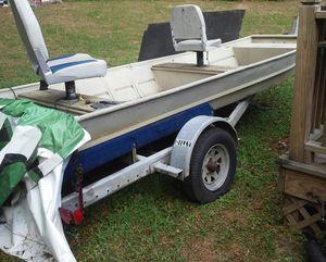 14' Aluminum Jon boat for sale for Sale in Villa Rica, GA