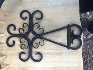 Candle wall sconce for Sale in Placerville, CA