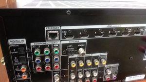 ONKYO AV RECEIVER, Model No. TX-NR414 for Sale in PORTLAND, OR