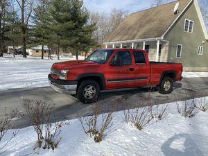 2004 Chevy Silverado 1500 4x4 for Sale in Westfield, MA