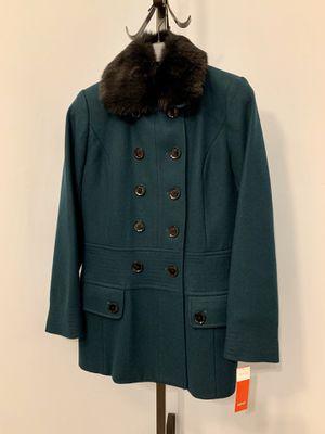 NWT! Espirit Women's Double Breast Wool Coat, Medium for Sale in Alexandria, VA